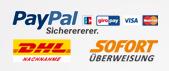Zahlungsarten bei www.prediger-mode.de